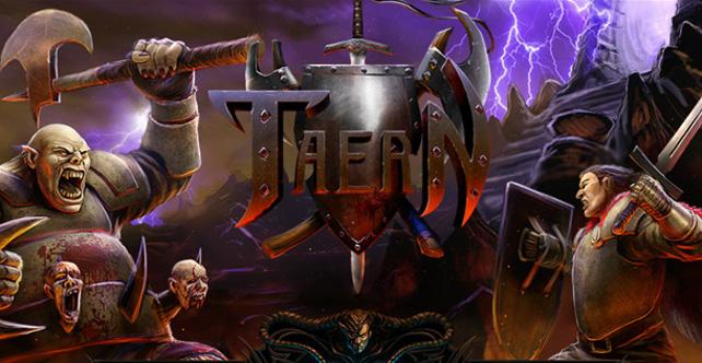 pride of taern logo