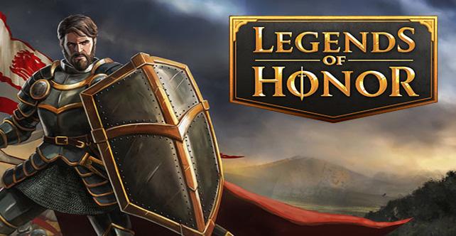 legends of honorLOGO