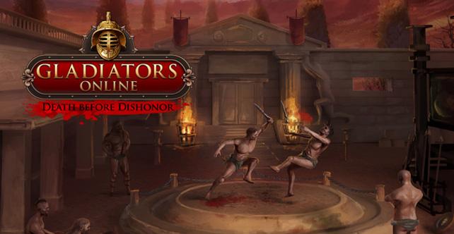 gladiators onlineLOGO