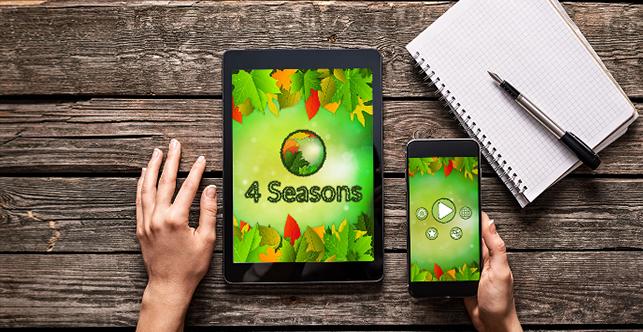 4 Seasons logic of nature