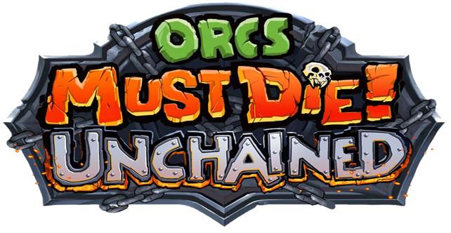OrcsMustDieUnchainedLOGO