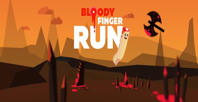 BloodyFingersRunLOGO